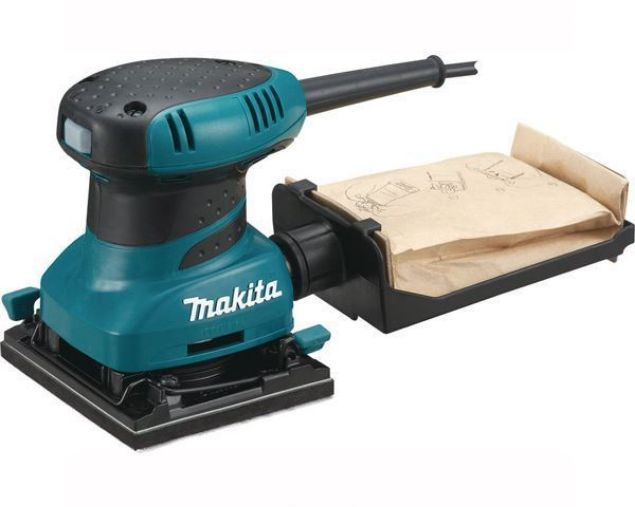 MAKITA ORBITAL PALM SANDER BO4555 BUY NOW!