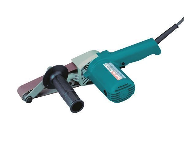 MAKITA 9031 NARROW BELT GLASS SANDER
