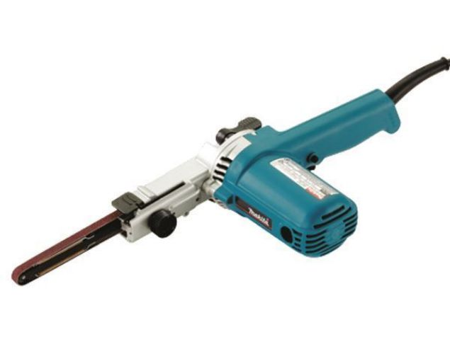 Picture of MAKITA 9032 NARROW BELT SANDER 230V 500W 9MM x 533MM