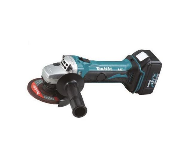 Picture of MAKITA  DGA456ZK CORDLESS ANGLE GRINDER  115MM