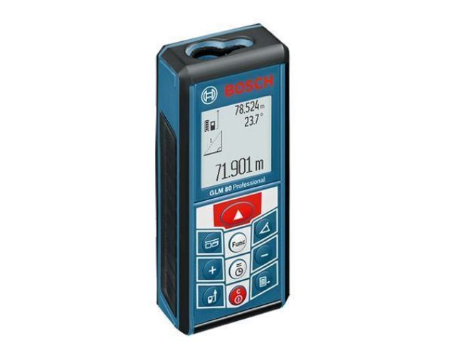 BOSCH GLM 80 LASER MEASURE - SOUTH AFRICA