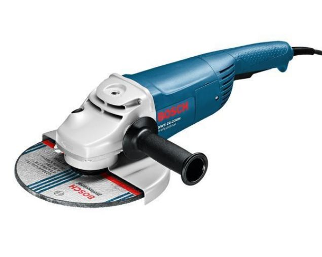 The Bosch GWS 22-230mm H Professional Angle Grinder