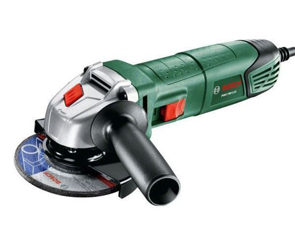 BOSCH PWS 700-115 ANGLE GRINDER