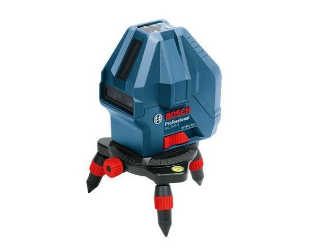 BOSCH GLL 3-15 X PROFESSIONAL LASER LEVEL