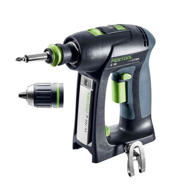 Picture of FESTOOL C 18 LI 5.2-SET CORDLESS DRILL