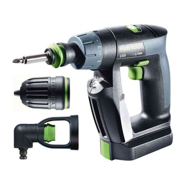 Picture of FESTOOL CXS LI 2.6 SET EU CORDLESS  DRILL