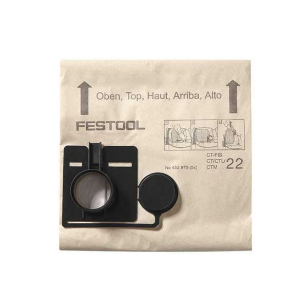 Picture of FESTOOL FIS-CT 33/5 FILTER BAG