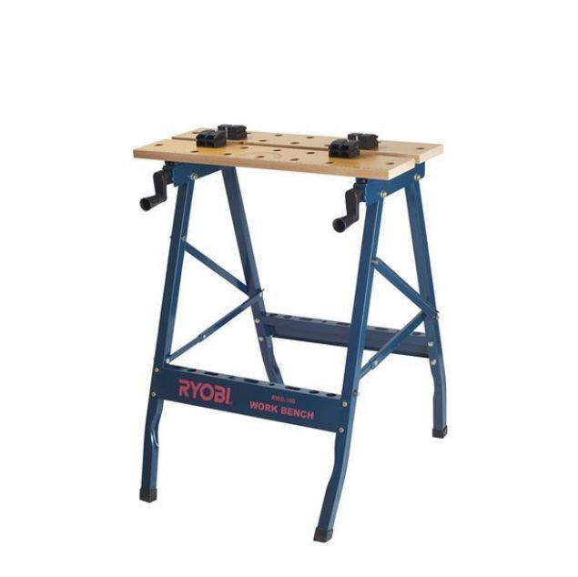 RYOBI WORK BENCH WITH CLAMPS  SOUTH AFRICA