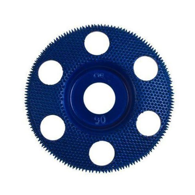 KING ARTHUR TOOLS HOLEY GALAHAD ROUND COARSE BLUE SOUTH AFRICA