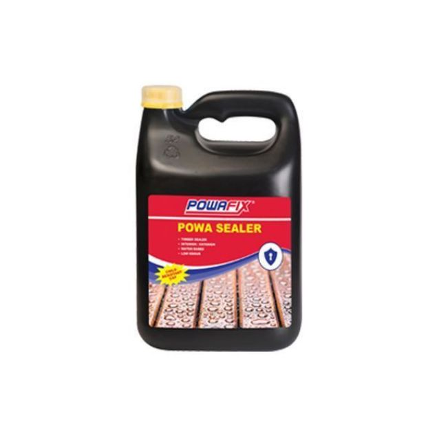 POWAFIX 5L POWA SEALER BROWN SOUTH AFRICA