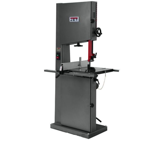 "Jet VBS-18MW, 18"" Metal/Wood Vertical Top Quality Bandsaw Woodworking Tools"