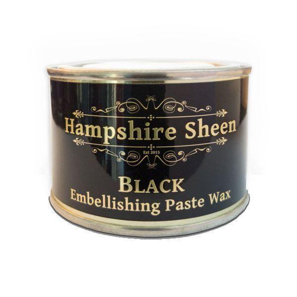 Hampshire Sheen Black Embellishing Wax South Africa