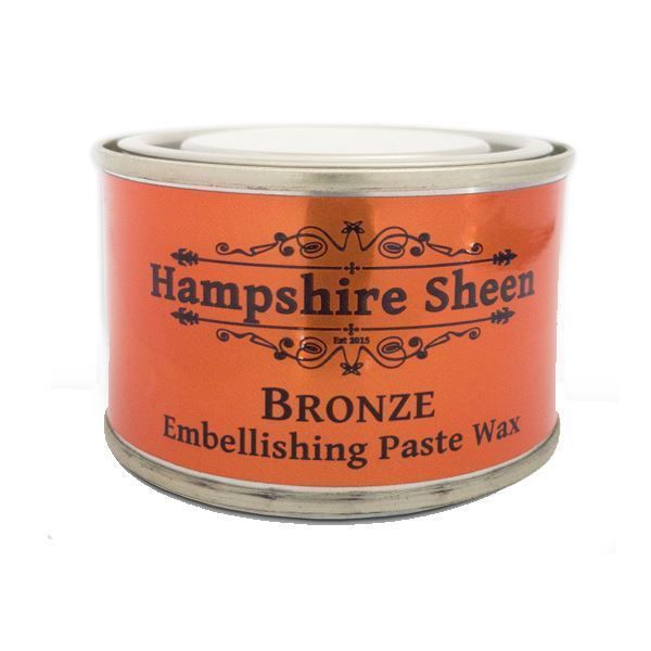 Hampshire Sheen Bronze Embellishing Wax available South Africa