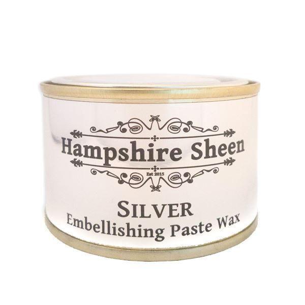 Hampshire Sheen Silver Embellishing Wax South Africa