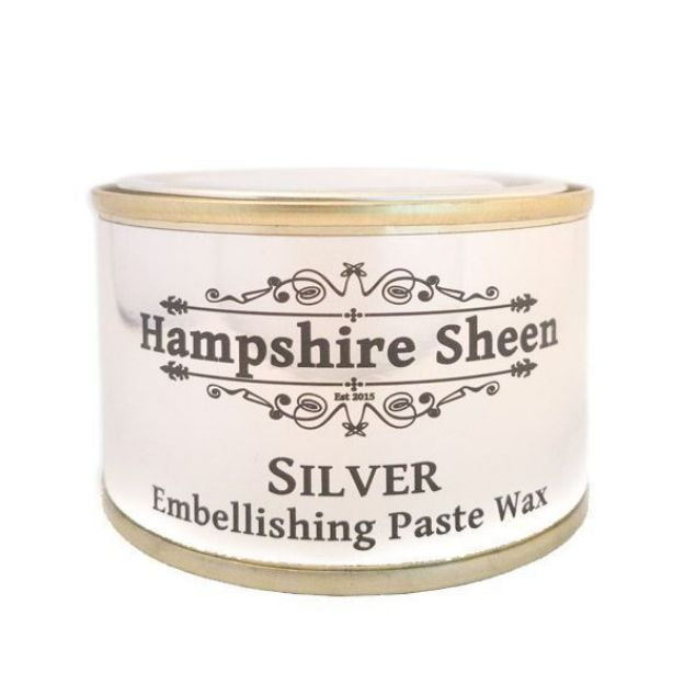 Hampshire Sheen Silver Embellishing Wax South Africa