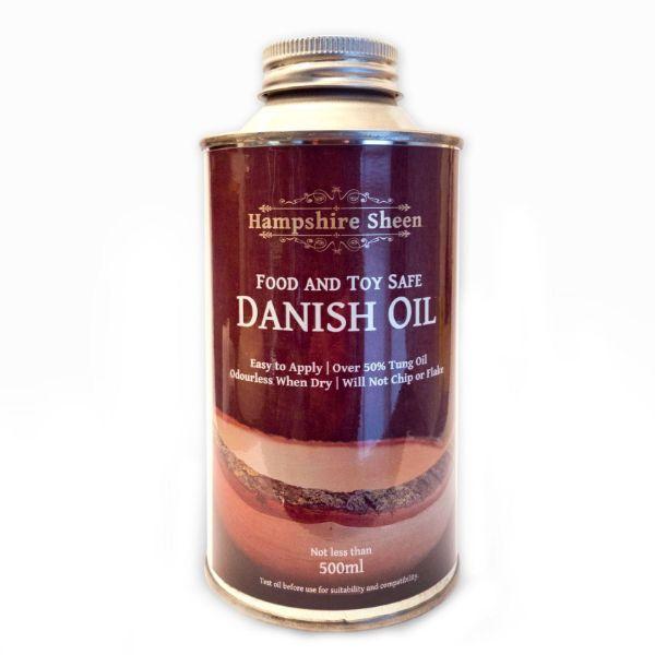 Hampshire Sheen Danish Food Safe South Africa