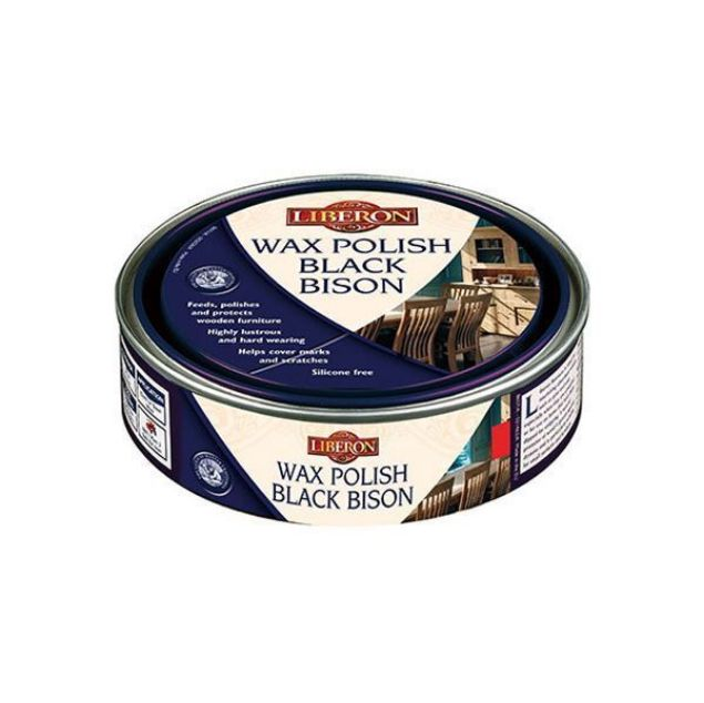Liberon Black Bison Wax Polish Victorian Mahogany South Africa