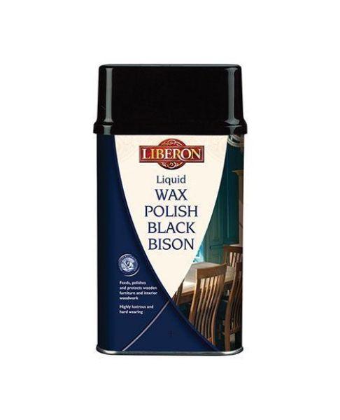 Liberon Black Bison Liquid Wax Polish Antique Pine South Africa
