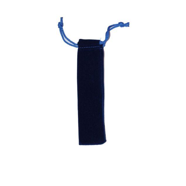 Picture of Toolmate blue velvet pen pouches