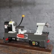 Picture of TOOLMATE PRO ELECTRONIC V.S WOOD LATHE  550W