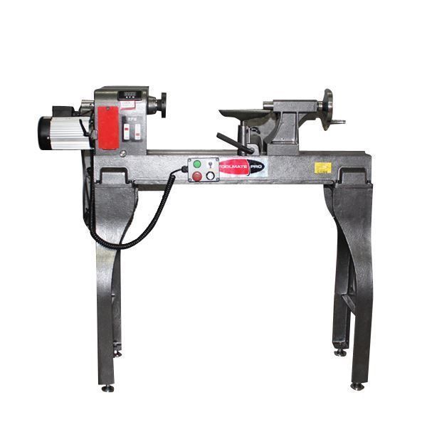 Picture of TOOLMATE PRO ELECTR V.S WOOD LATHE TDI