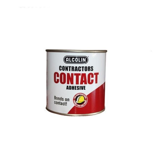Picture of ALCOLIN ADHESIVE CONTACT CONTRACTORS 500ML