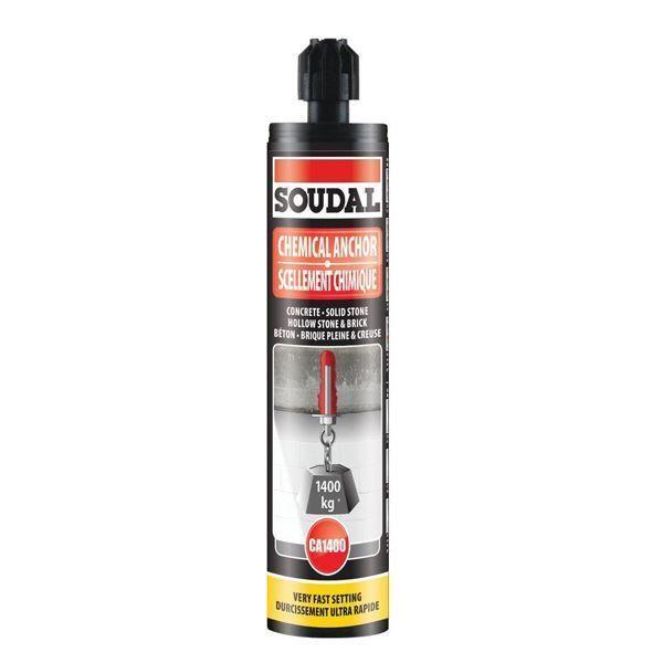 Soudal Chemical Anchor Ca1400 280ml