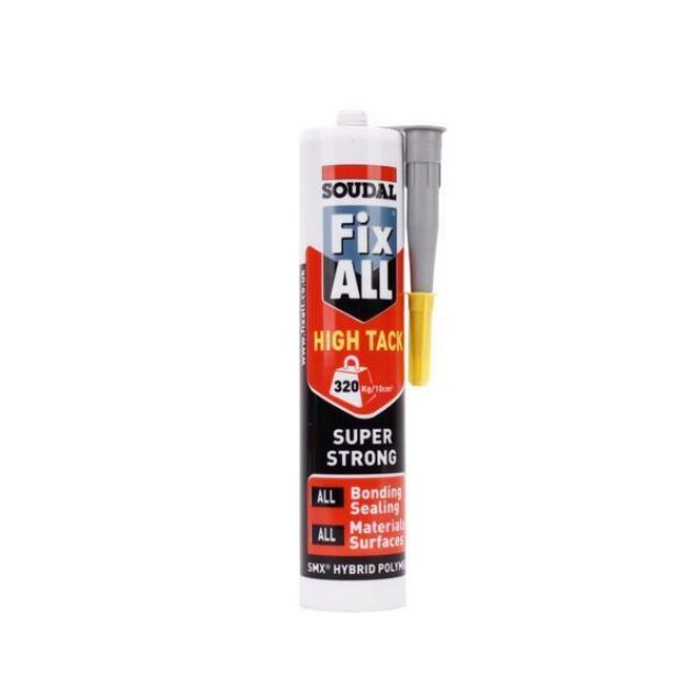 Soudal Paint Fix All Grey 290ml