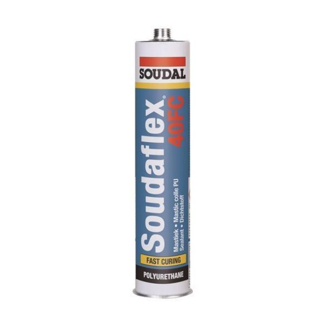 Soudal Soudaflex Black 40FC 310ml