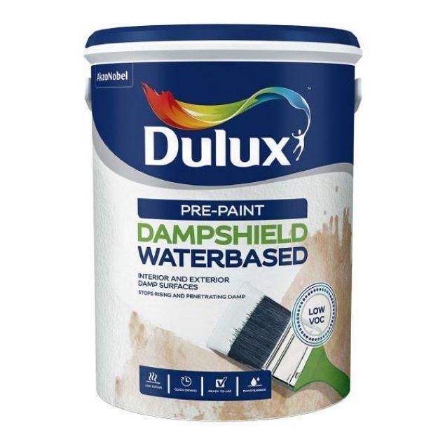 DULUX DAMPSHIELD PRE PAINT 5L