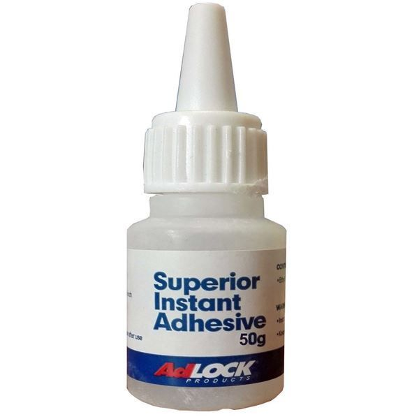 Picture of ADLOCK SQ 50G SUPERIOR INSTANT ADHESIVE