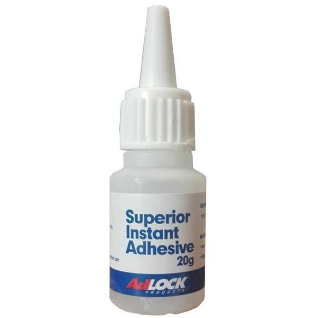 Picture of ADLOCK SQ 20G SUPERIOR INSTANT ADHESIVE