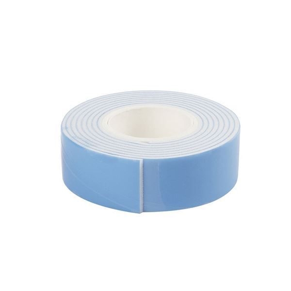 Picture of ADLOCK 3X24X500 DBL SIDED TAPE  BLUE