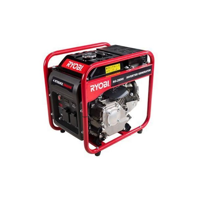 RYOBI GENERATOR RG2600I (INVERTER) SOUTH AFRICA