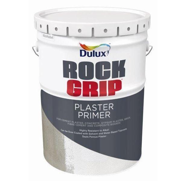 DULUX ROCKGRIP PLASTER PRIMER PAINT 20L