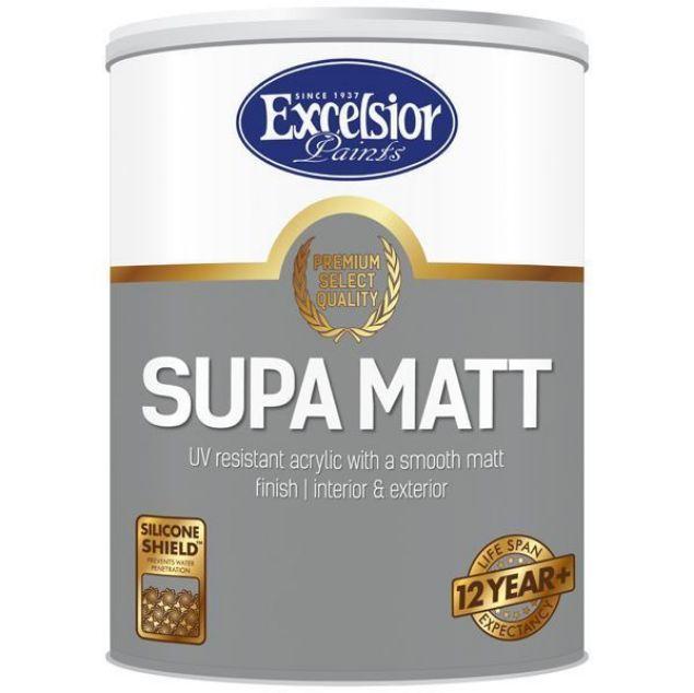 Picture of EXCELSIOR PREMIUM SUPA MATT DEEP TINT 5LTR