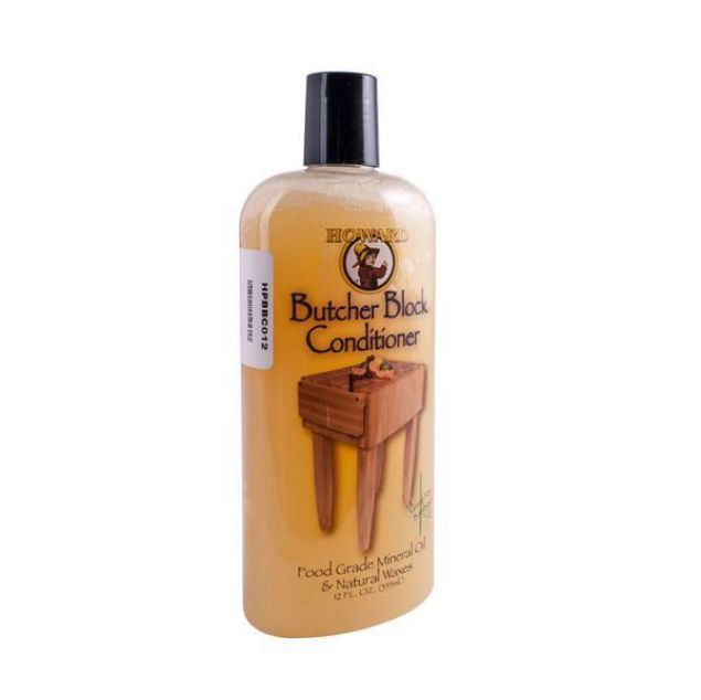 Howard Butcher Block Conditioner Now Available Online South Africastrand Hardware Online Store Buy Now