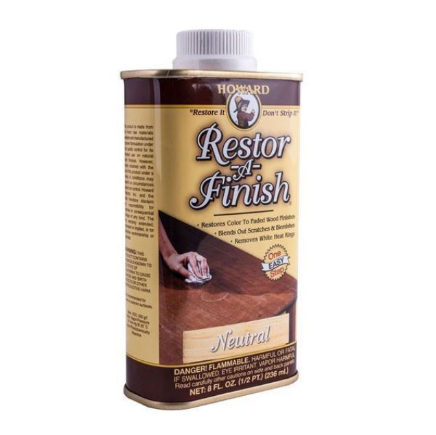 HOWARD RESTORE-A-FINISH NEUTRAL 8 FL OZ