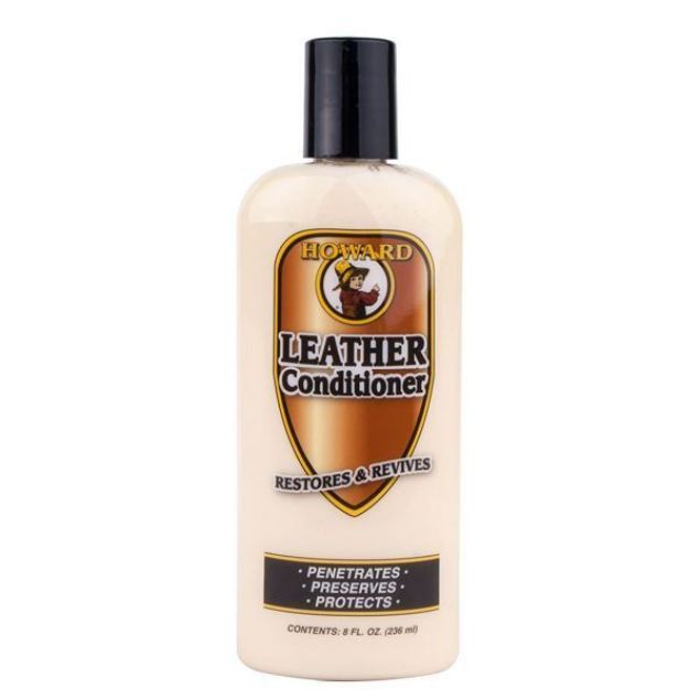 HOWARD LEATHER CONDITIONER (236ML) 8 FL OZ
