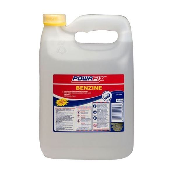 POWAFIX BENZINE 750ML SOUTH AFRICA