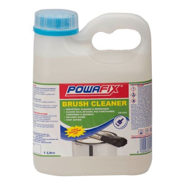 POWAFIX BRUSH CLEANER 1LT SOUTH AFRICA