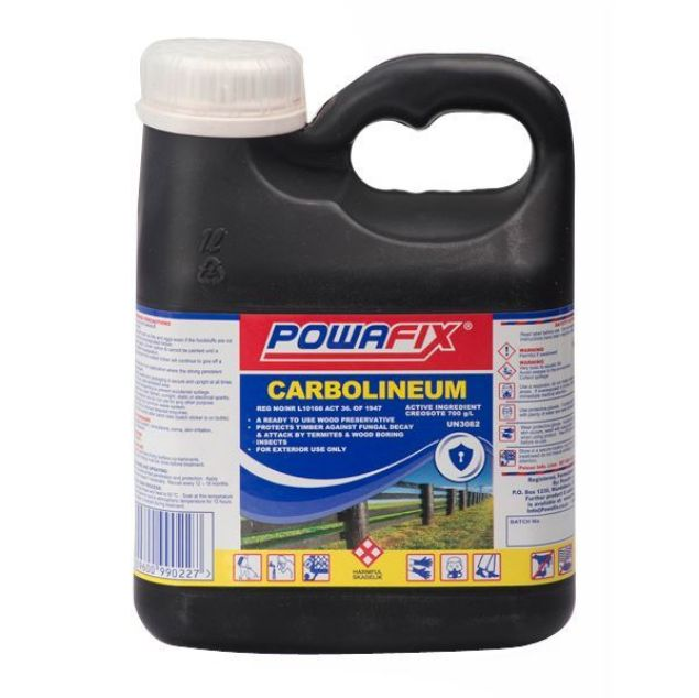 POWAFIX CARBOLINEUM 1L SOUTH AFRICA