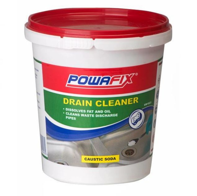 POWAFIX DRAIN CLEANER 5KG SOUTH AFRICA