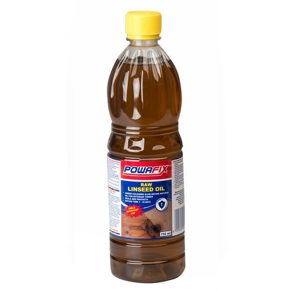 POWAFIX LINSEED OIL RAW 750M SOUTH AFRICA