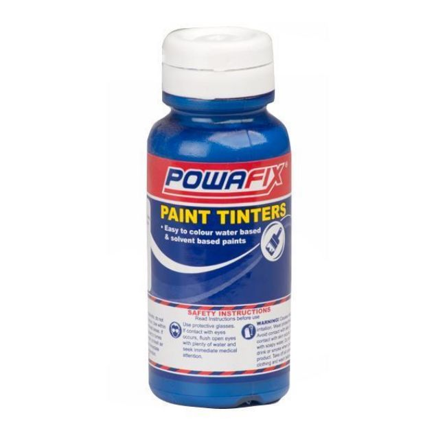 Picture of POWAFIX THALO BLUE TINT 50ML
