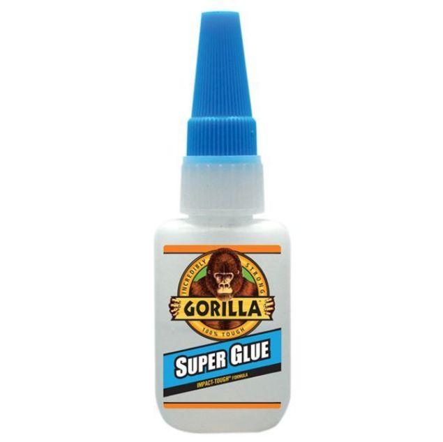 GORILLA SUPER GLUE 15G SOUTH AFRICA