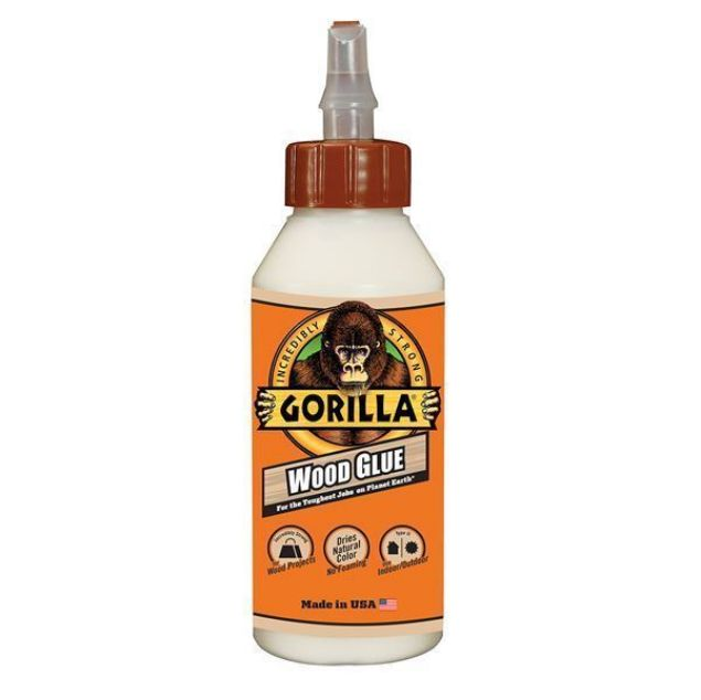 GORILLA WOOD GLUE 236ML SOUTH AFRICA