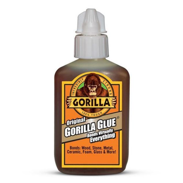 GORILLA WOOD GLUE 59ML SOUTH AFRICA