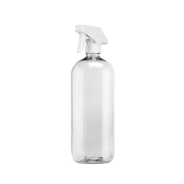 Picture of C19 SPRAY BOTTLE WITH TRIGGER CLEAR 1L