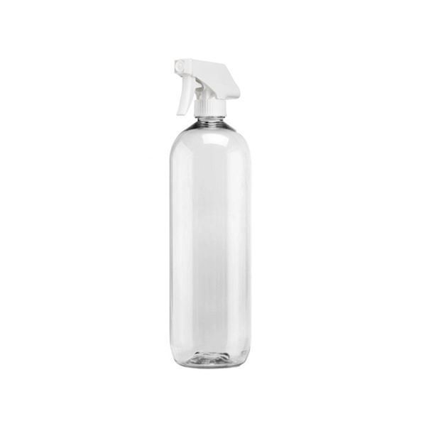 C19 SPRAY BOTTLE WITH TRIGGER CLEAR 500ML SOUTH AFRICA